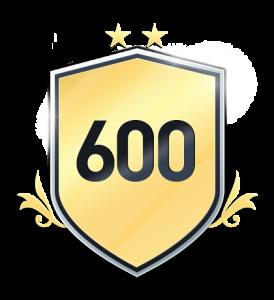 8x600m